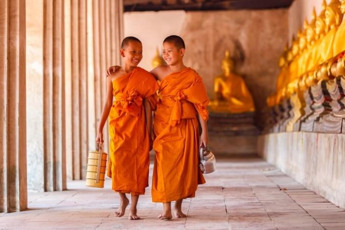 Lustrumreis naar Thailand - Chang Mai Tempels