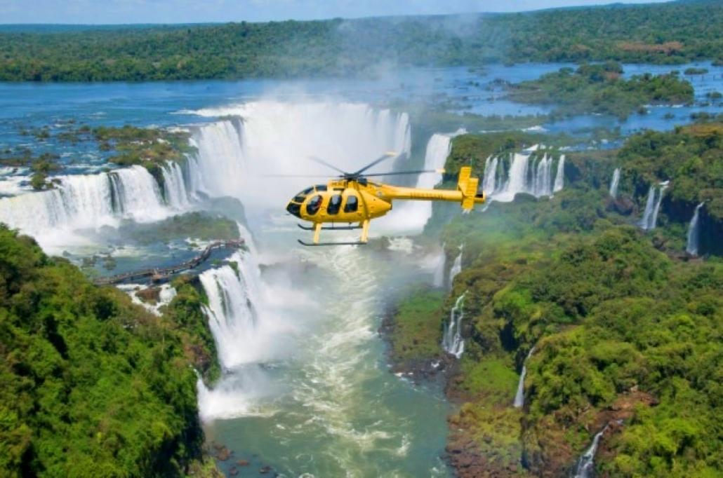 Lustrumreis naar Argentinië! - Immense Iguazu watervallen