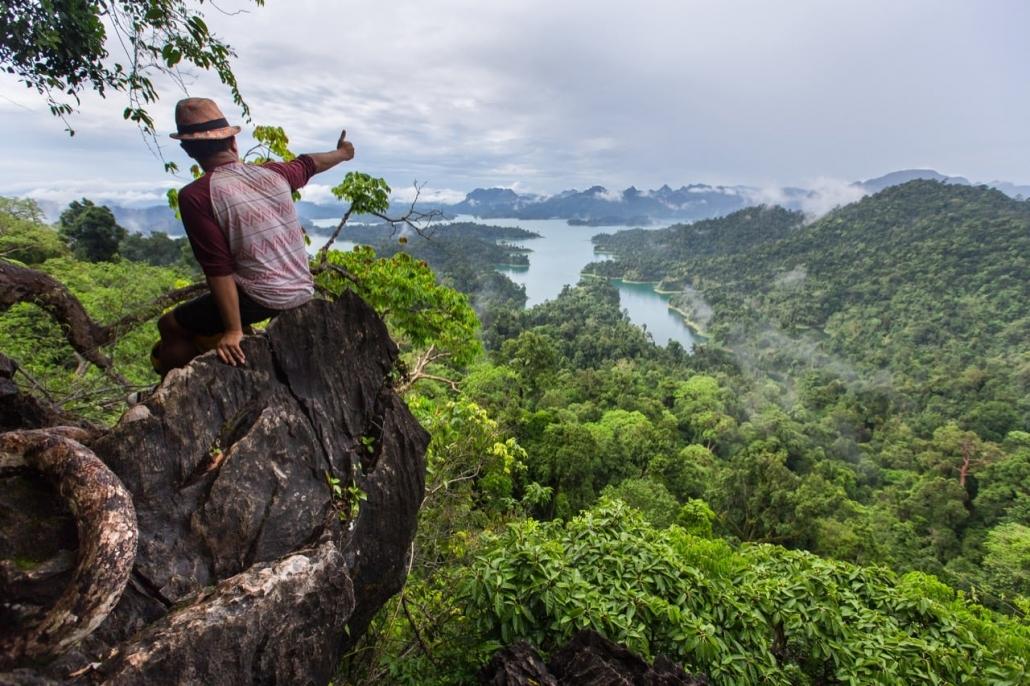 Lustrumreis Thailand! - Khao Sok National Park