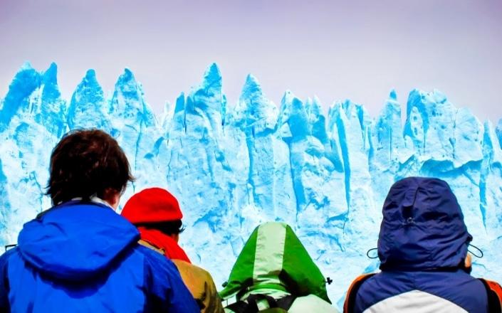 Lustrumreis naar Argentinië! - Kreunende perito moreno gletsjer