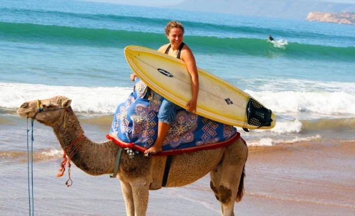 Lustrumreis naar Marokko! - Lange stranden