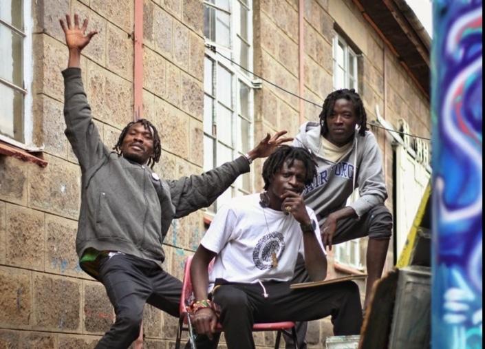Lustrumreis naar Kenia! - Local Street Tour Nairobi
