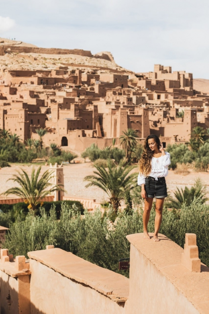 Lustrumreis naar Marokko! - Middeleeuwse dorpen