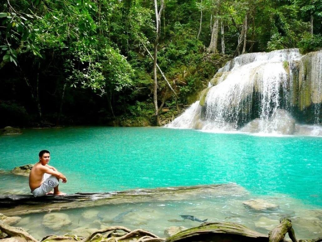 Lustrumreis naar Thailand - Nationaal Park Erawan