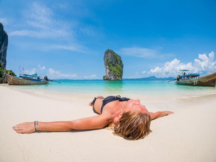 Lustrumreis Thailand! - Paradijselijk Phuket Kobi Koh Phi Phi eilandjes