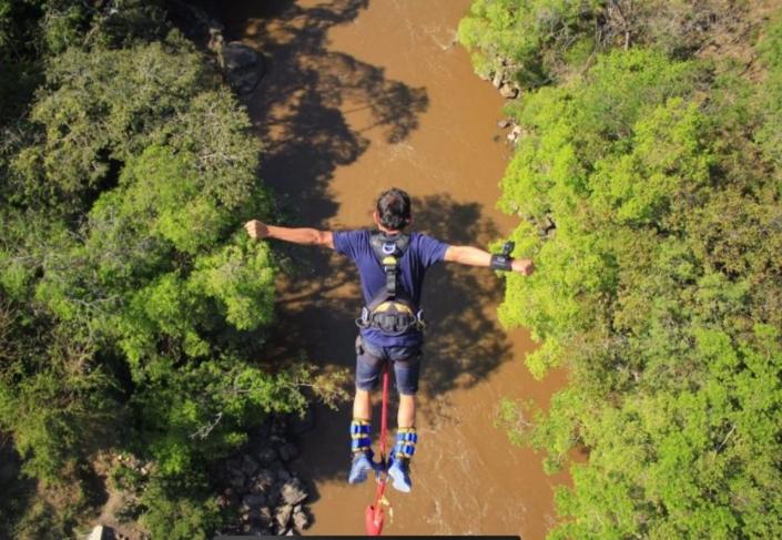 Lustrumreis naar Kenia! - Sagana Rapid Camp