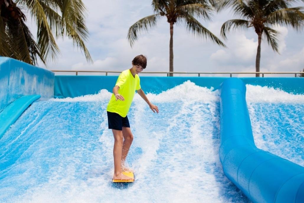 Lustrumreis naar Thailand - Surfen in Bangkok
