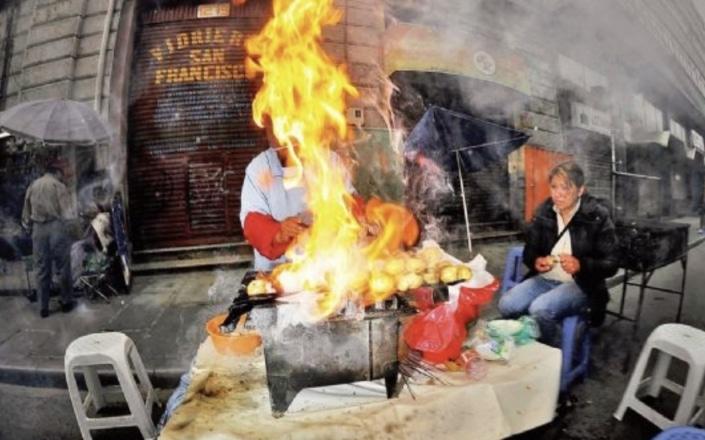 Lustrumreis Bolivia! - Bolivia Streetfood Tour