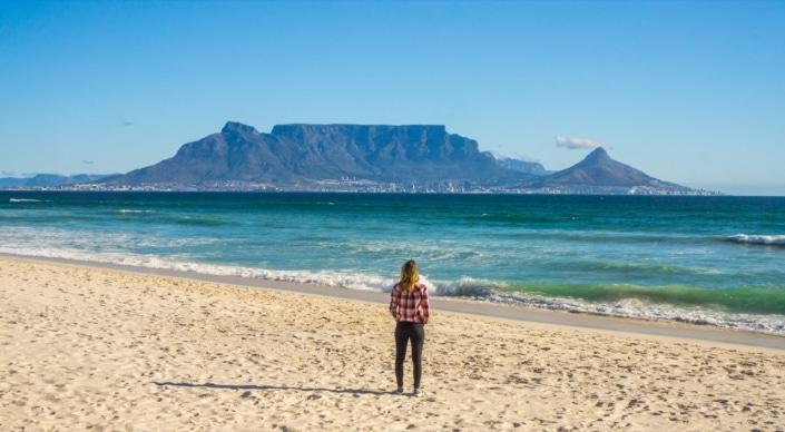 Lustrumreis naar Zuid-Afrika! - Chillen in Kaapstad
