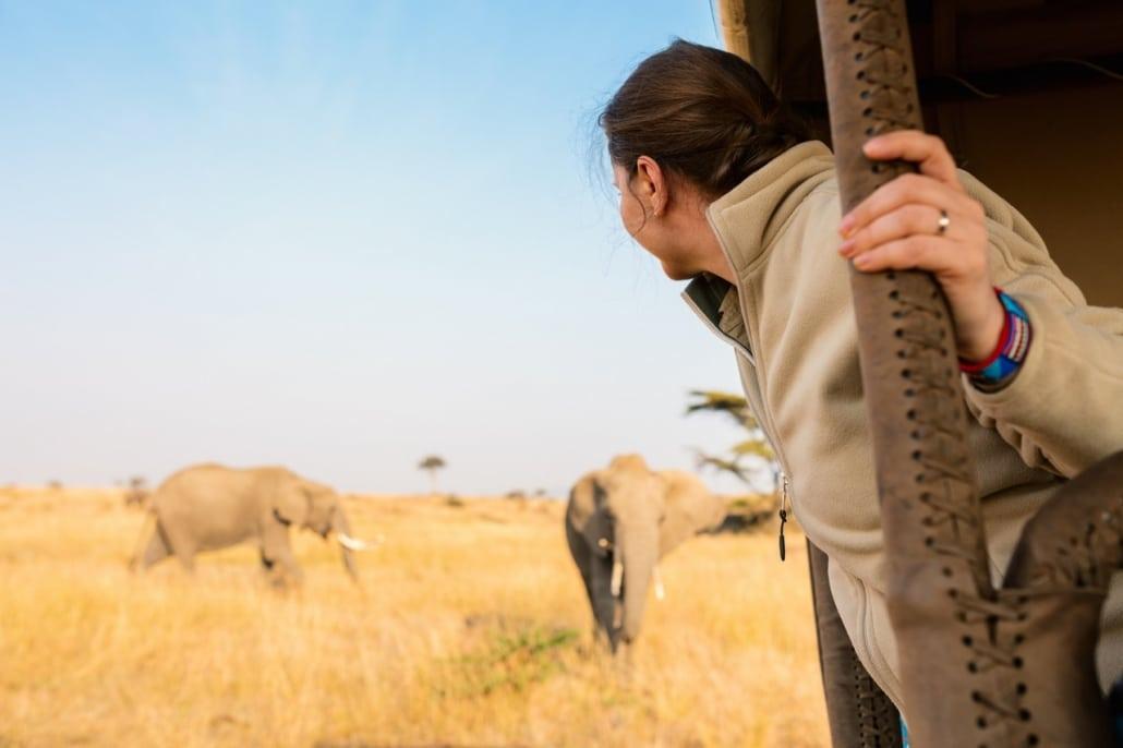 Lustrumreis naar Mozambique! - Gorongosa National Park (MOZ)