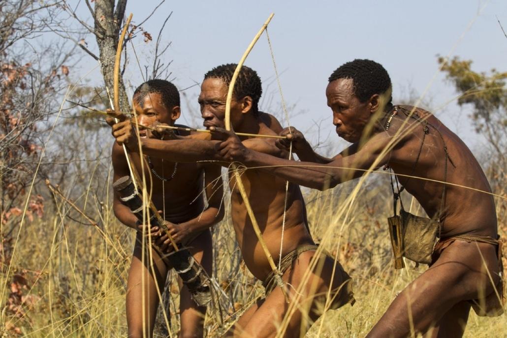 Lustrumreis naar Swaziland (Eswatini)! - Hunter gatherer Hike (SWA)