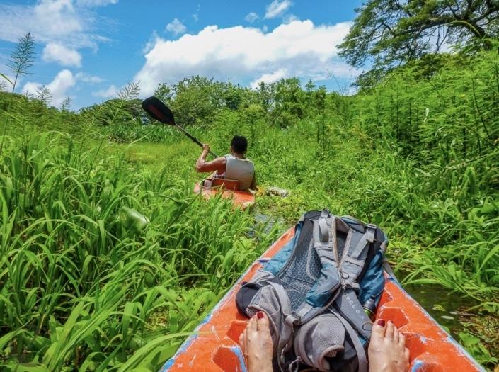 Lustrumreis naar Nicaragua - Las Isletas