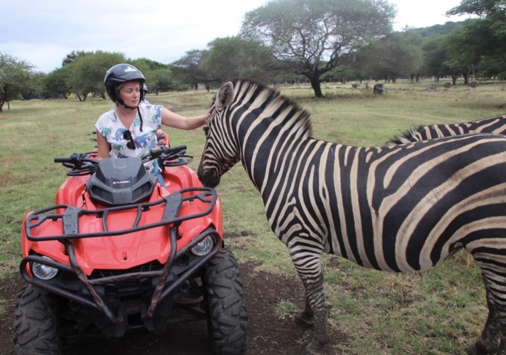 Lustrumreis naar Swaziland (Eswatini)! - Mlilwane Game Reserve (SWA)