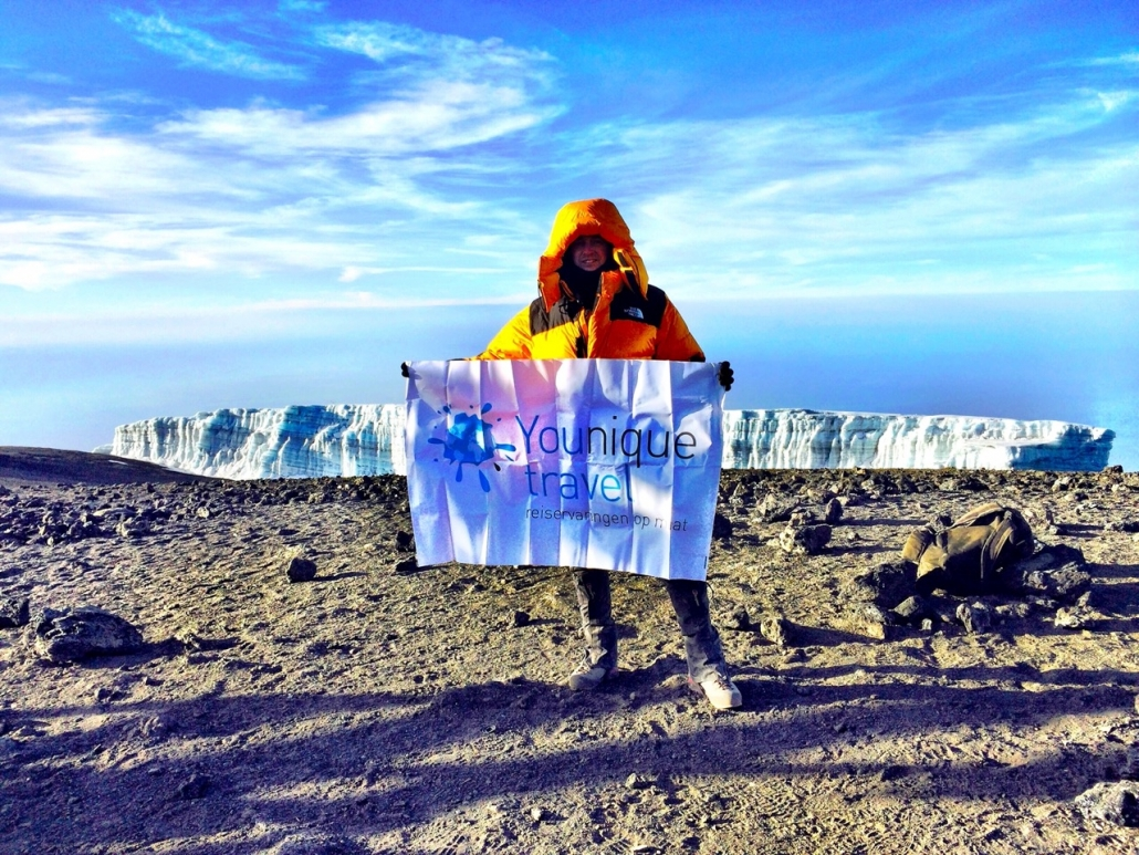 Mount Kilimanjaro Die hard Style - Lustrumreis Tanzania & Zanzibar!