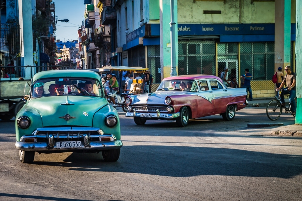 Lustrumreis naar Cuba! - Old Timer Tour
