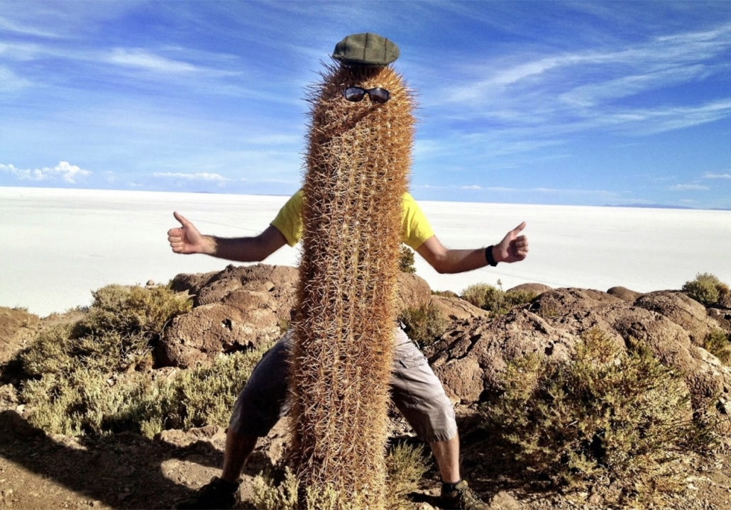 Lustrumreis Bolivia! - Prikkelende eilanden