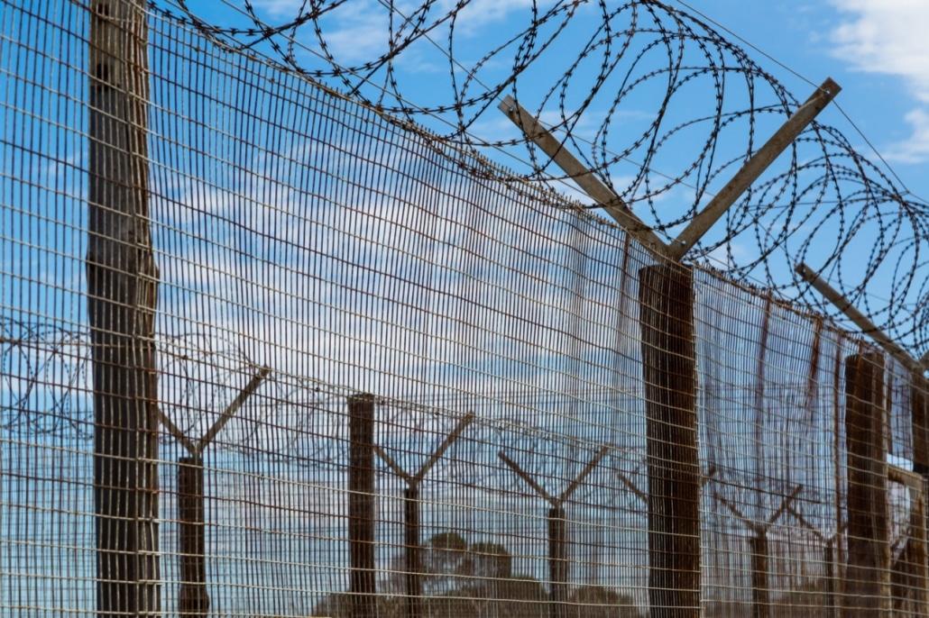 Lustrumreis naar Zuid-Afrika! - Prison Break