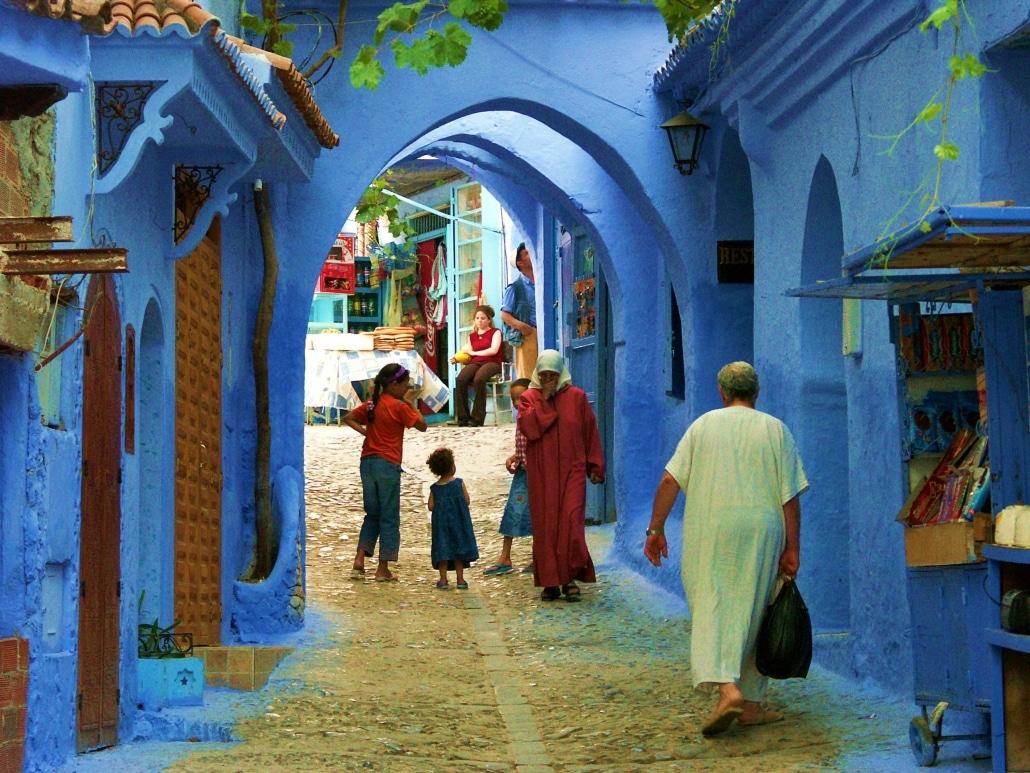 Lustrumreis naar Marrakech! - Shoppen in Bazaar