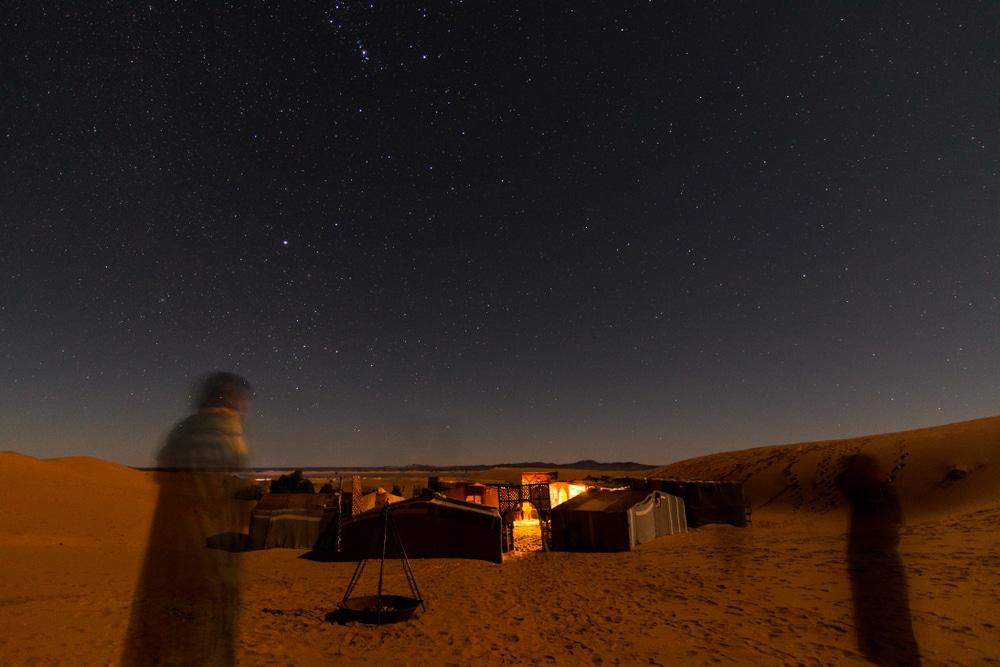 Lustrumreis naar Marrakech! - Sprookje 1001 nacht overnachting