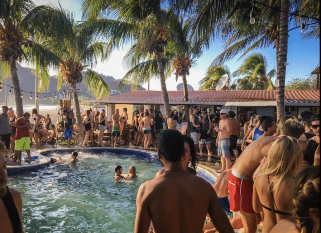 Lustrumreis naar Nicaragua - Sunday Funday @ San Juan del Sur