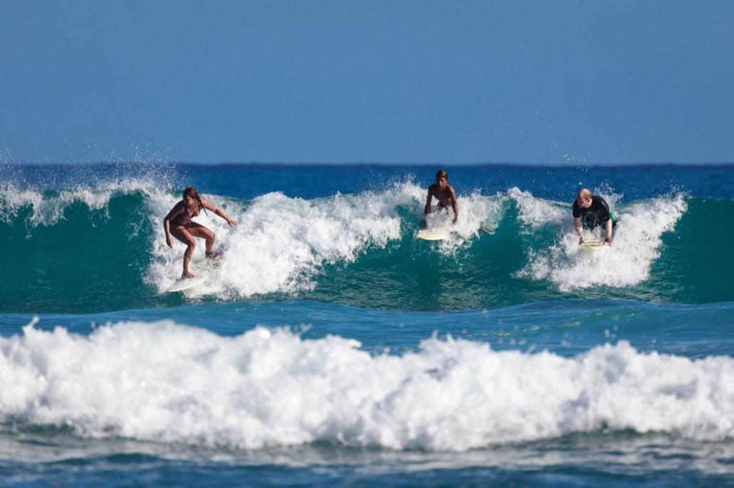 Lustrumreis Costa Rica! - Surfen @ Samara