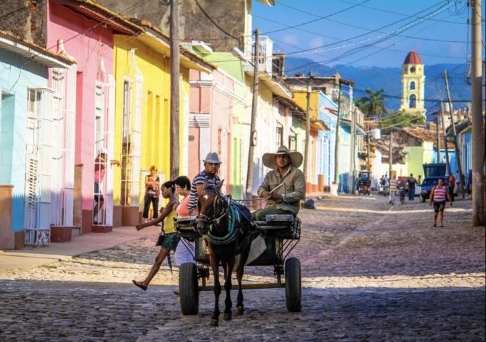 Lustrumreis naar Cuba! - Topper Trinidad