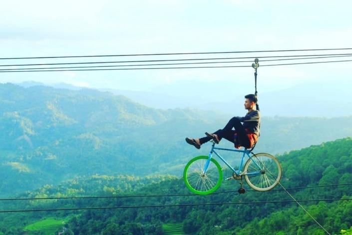 Lustrumreis naar Sulawesi in Indonesië! - Malino rijstterrassen