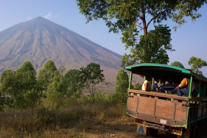 Lustrumreis Komodo & Flores in Indonesie! - Vulkaan hoppen (Flores)