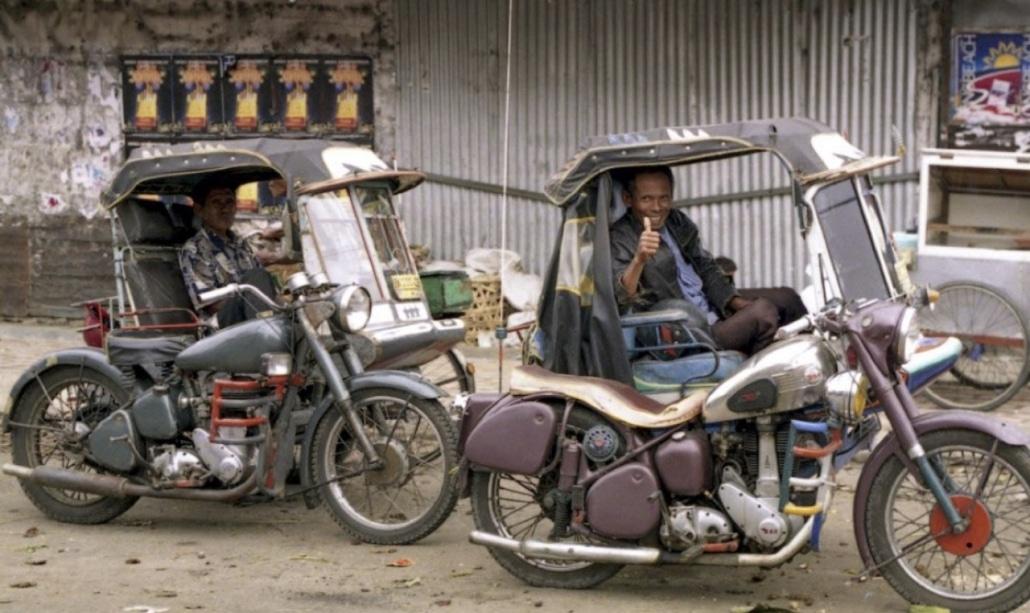 Lustrumreis naar Sumatra Indonesië! - Beter in de becak