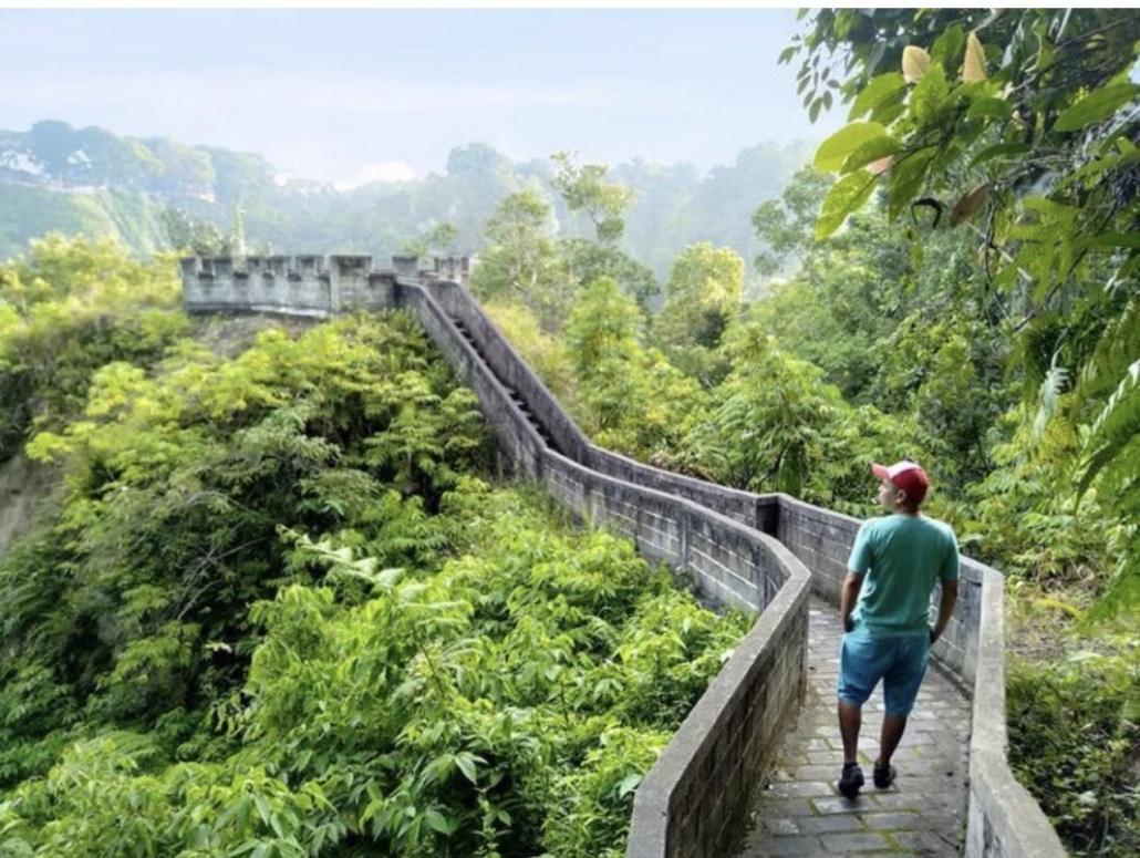 Lustrumreis naar Sumatra Indonesië! - Ik voel een muur