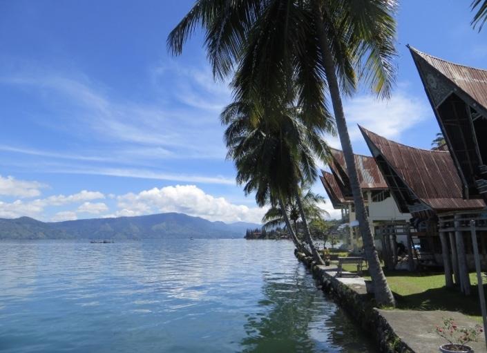 Lustrumreis naar Sumatra Indonesië! - Schiereiland Samosir